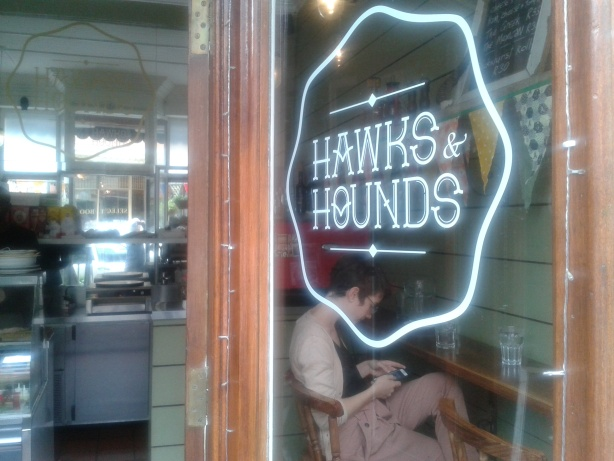 Hawks and Hounds